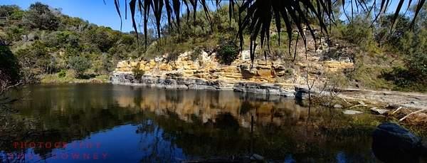 Angourie Pool NSW