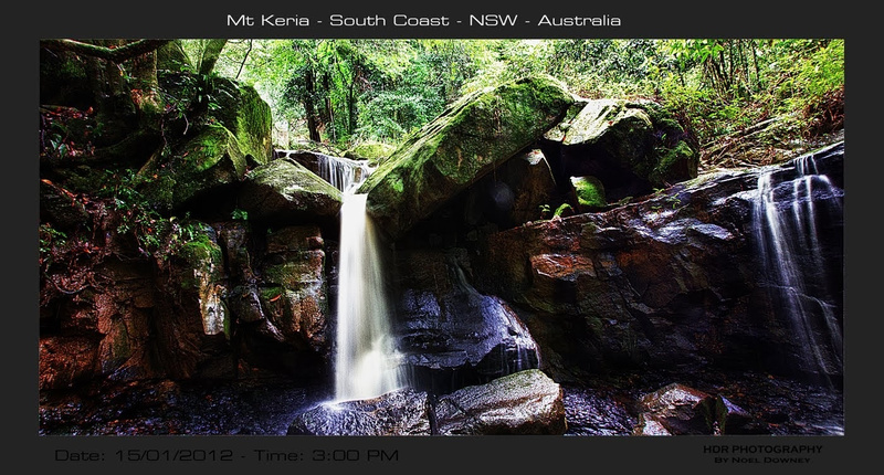 Mt keria South Coast NSW