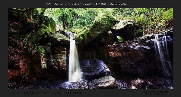 Mt keria South Coast NSW