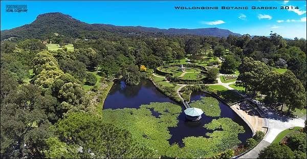 Wollongong Botanic Garden web