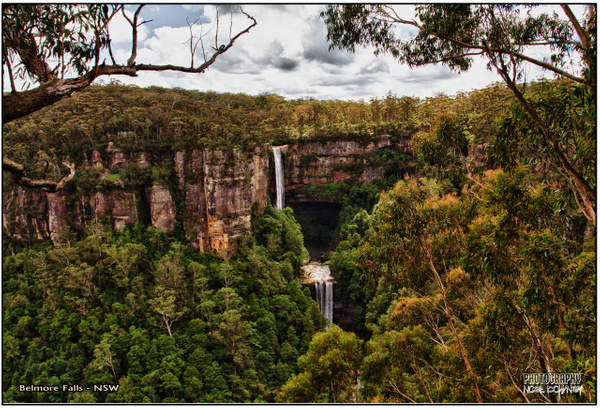 belmore falls al by WollongongImages