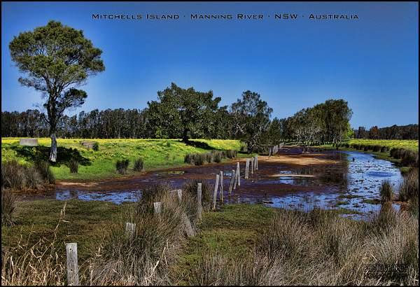 Mitchells Island