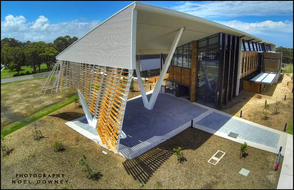 Sustainable Buildings Research Centre UOW