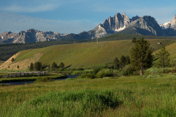 Wallowa-Sawtooth trip by Matt & Jodi Varnum