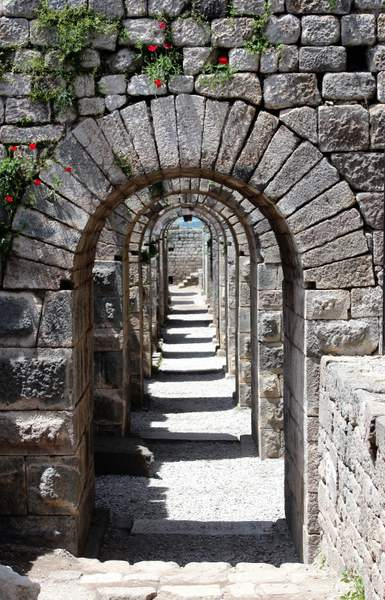 Trajaneum Arches