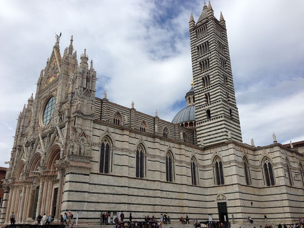 Duomo di Sena - Cathedral of Saint Mary of the Assumption by BradAndDebbie
