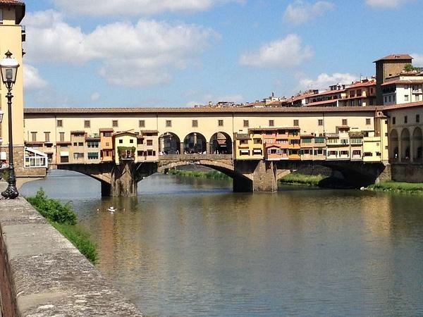 Ponte Vecchio by BradAndDebbie