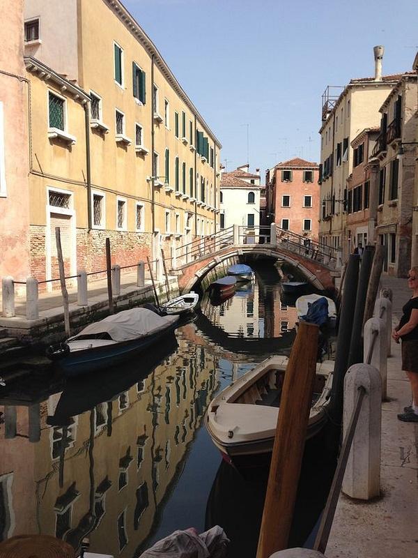 A lesser canal