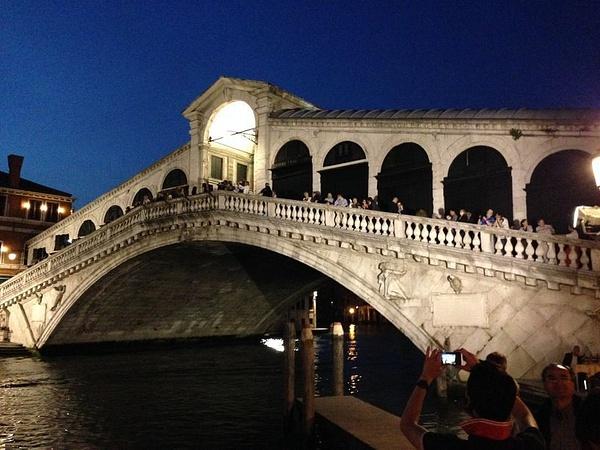 Rialto Bridge by BradAndDebbie