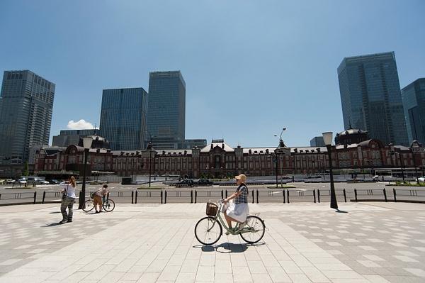 Tokyo Station by ManyanChou