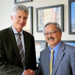 Webcor - SF Mayor Ed Lee Visits Webcor HQ