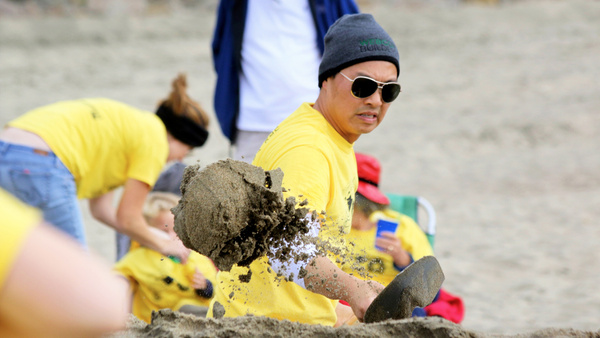 LEAP SandCastle - 2014 by VinceSarubbi
