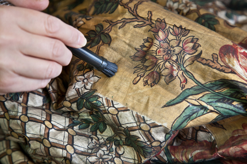 Reinigung Textilien