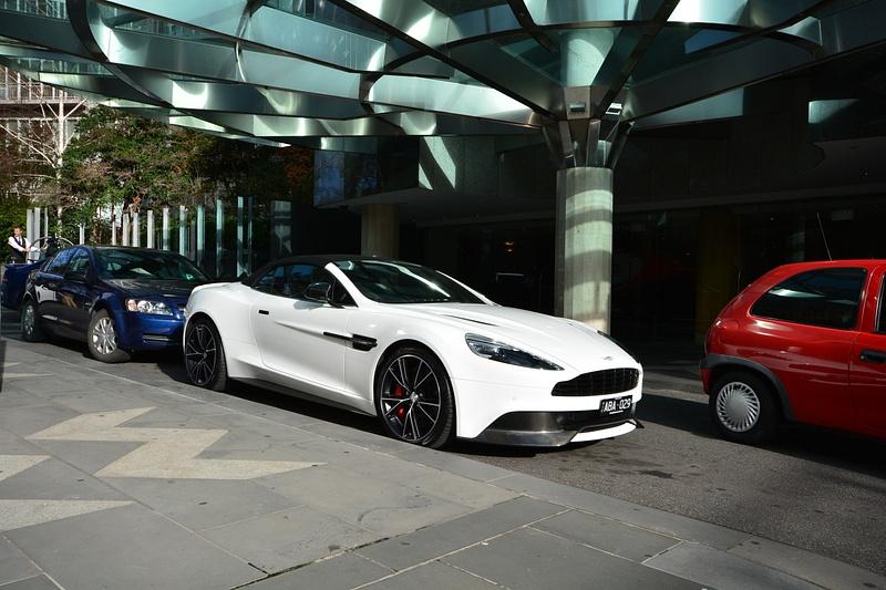 2013 Aston Martin Vanquish 1