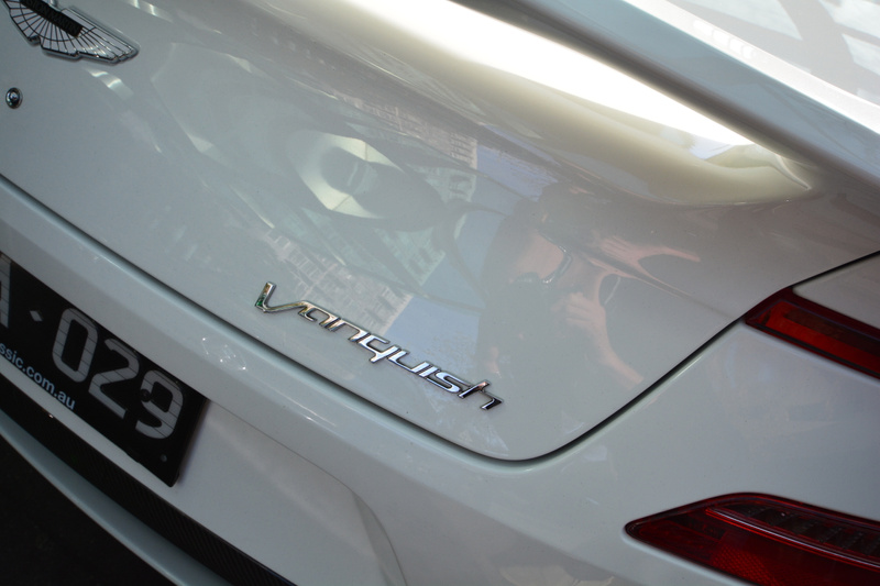 2013 Aston Martin Vanquish 3
