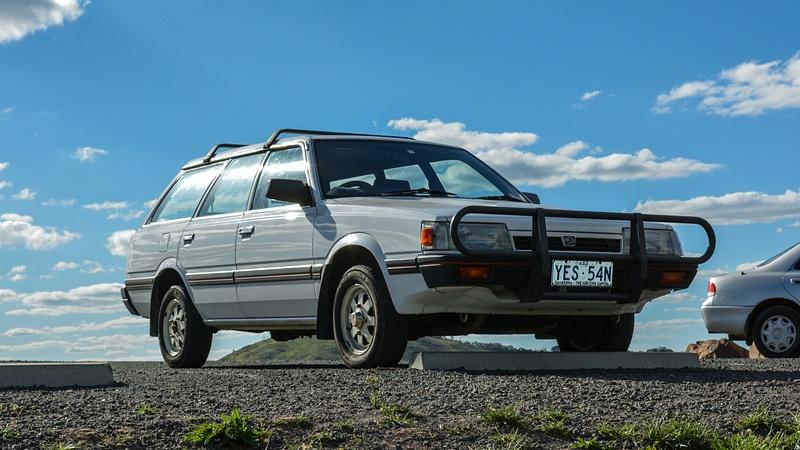 1990 Subaru L-series