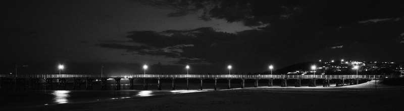 Wharf at Coffs Harbour - NSW