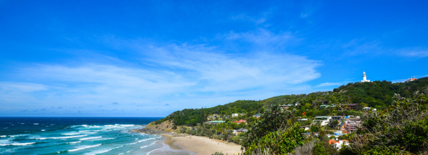 Cape Byron Lighthouse - NSW by JTPhotographer