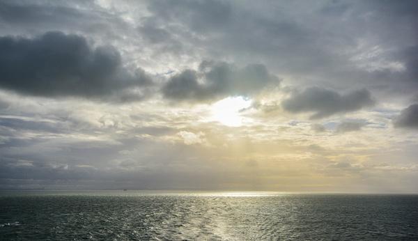 Ocean twilight by JTPhotographer
