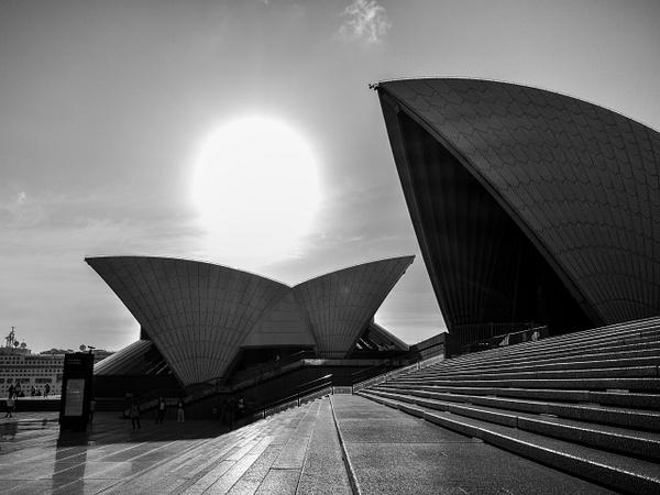 Sydney Opera House by JTPhotographer