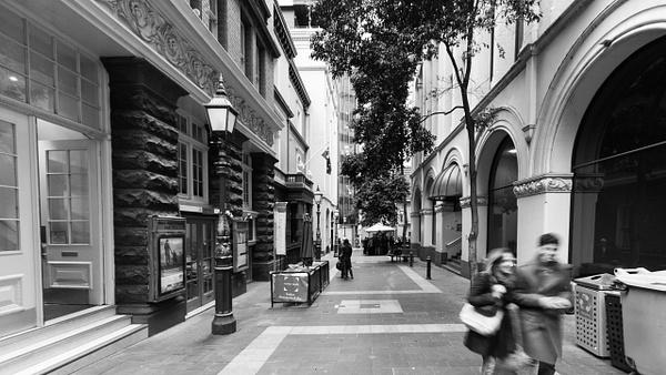 Melbourne Laneways 1 by JTPhotographer