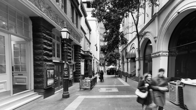 Melbourne Laneways 1