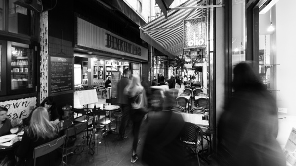 Melbourne Laneways 4 by JTPhotographer
