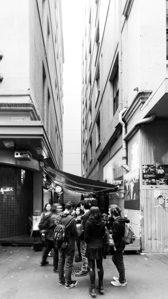 Melbourne Laneways 6 by JTPhotographer