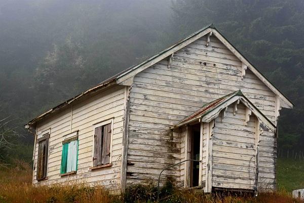 Forgotten Church by Tony Polglase
