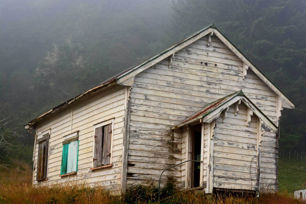 Forgotten Church by Photogenics