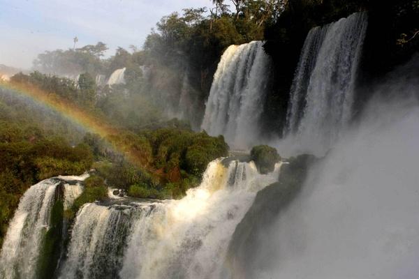 Iguazu Falls, a small view by Photogenics