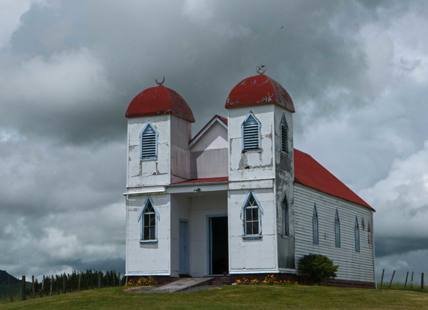 Ratana Church by Photogenics