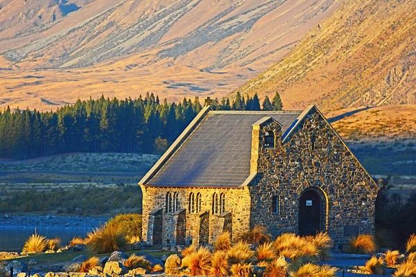 South Island - New Zealand by Tony Polglase