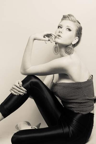 Model Katya