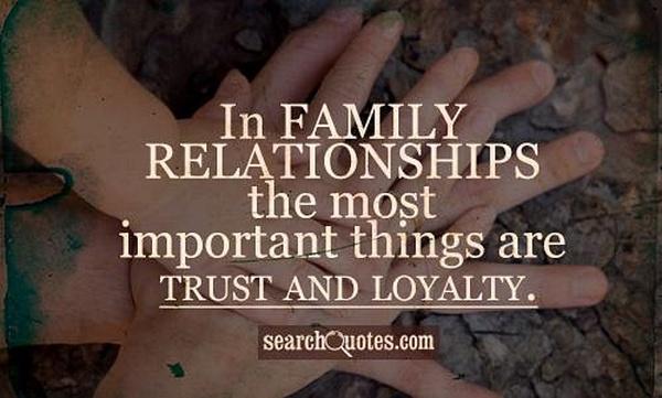 Rachel Iles and Bill Iles lesson Loyalty by HowardWarner