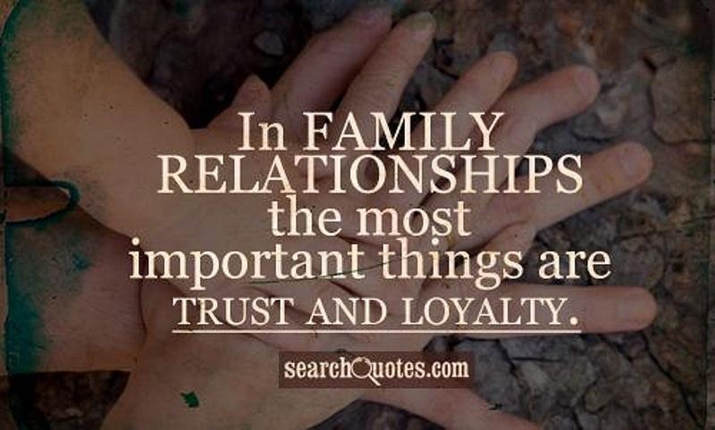 Rachel Iles and Bill Iles lesson Loyalty