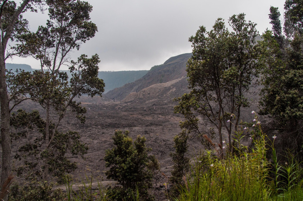 Kilauea Iki crater hike 05-10-2014 by OSphoto