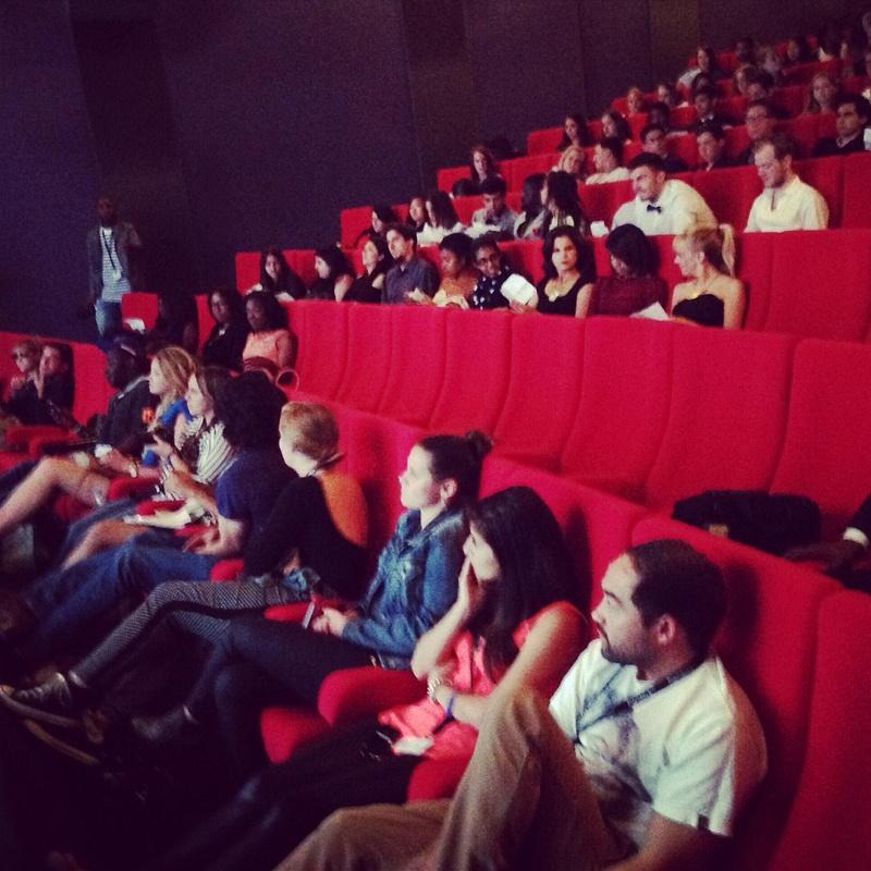 short film screening/award