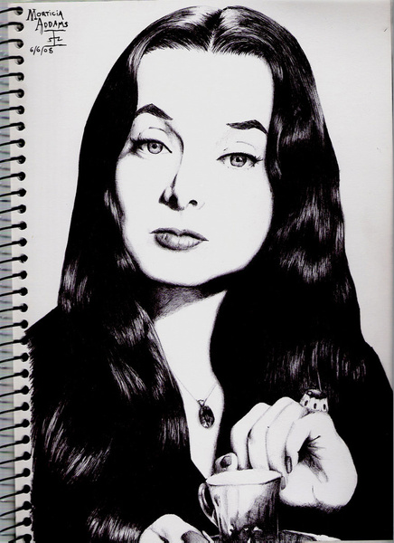 Morticia_Addams_by_DarkButSoLovely by AngieSmith47433