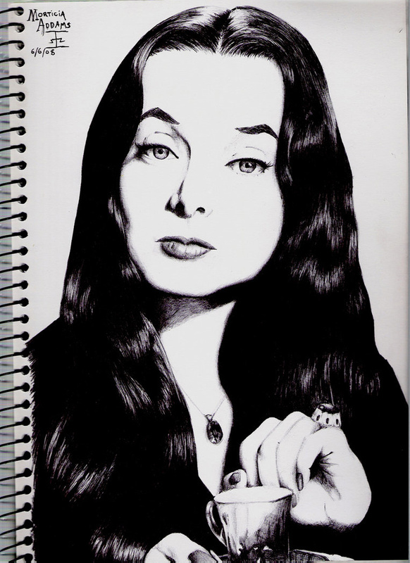 Morticia_Addams_by_DarkButSoLovely