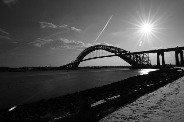 Bayonne Bridge by Neminem