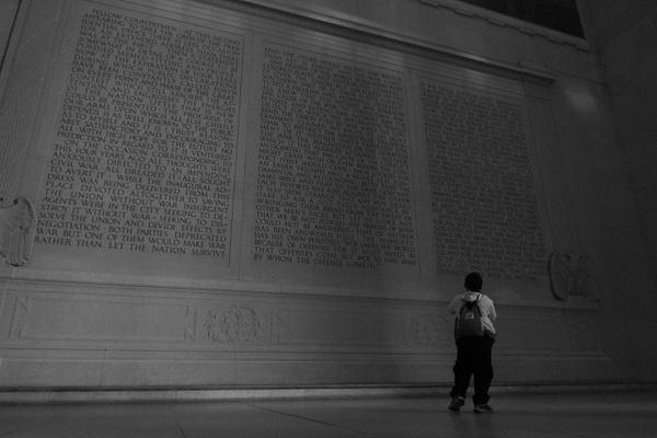 Lincoln memorial by Neminem