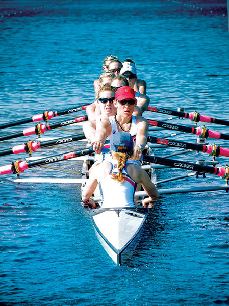 Rowing by Boathouse Sports