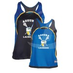 LXW129 - Women's Racer Back Reversible Pinnie