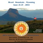 National Consortium/Heart Mountain 2014