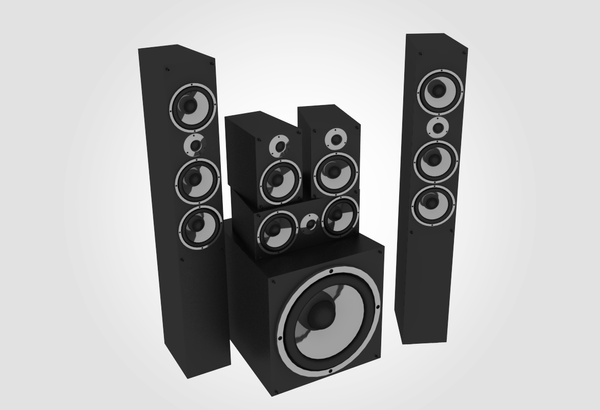 speakers_up by Quangjacki26
