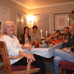 Christmas 2013 at Lora's