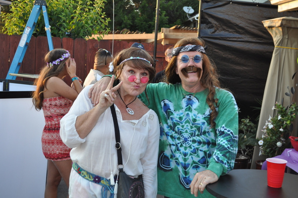 60's Party by DawnHayden