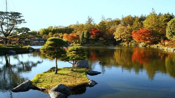 Showa Kinen Park - Tokyo area