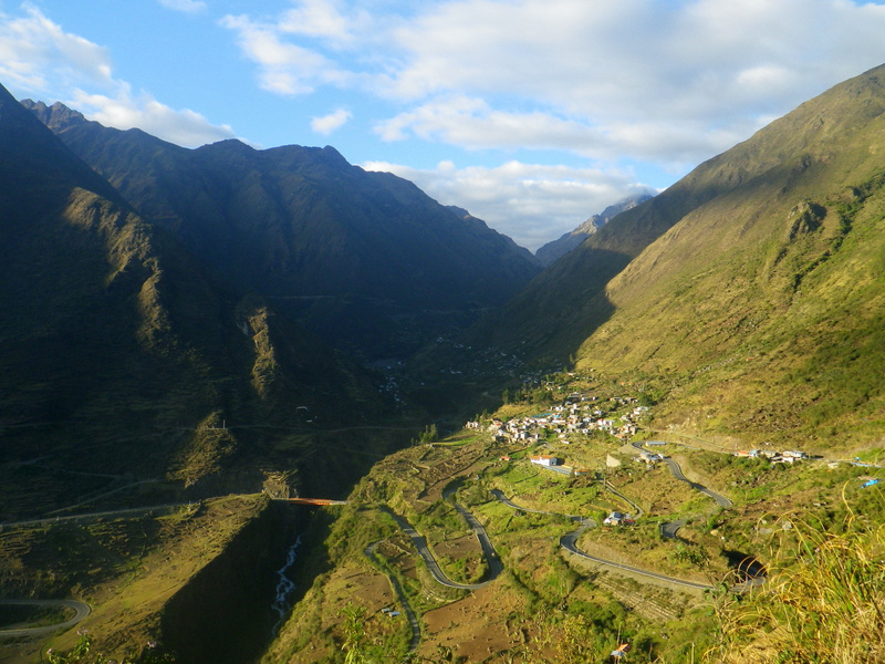 Valley of Markapata - Cuzco, Perú